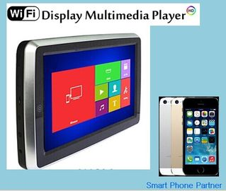 "China 10.1"" Car back seat monitor with WiFi and Smart phone share resources at same time factory"