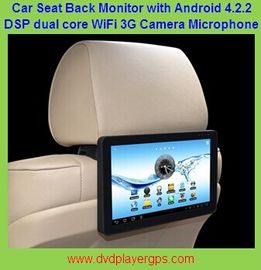 "China 1080P Touch Screen 10.1""Car Back Seat Monitor With WIFI,3G,Capacitive Panel,Game Play distributor"
